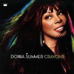 Donna Summer Crayons Frontal