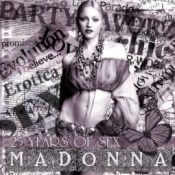 Madonna Erotica 25th Anniversary