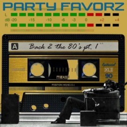Back 2 the 80's pt  1 | The Monster Mix | Party Favorz