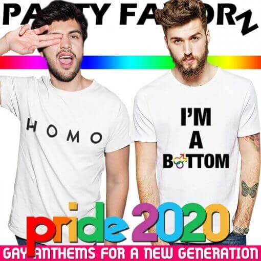 Gay Anthems For A New Generation 2020
