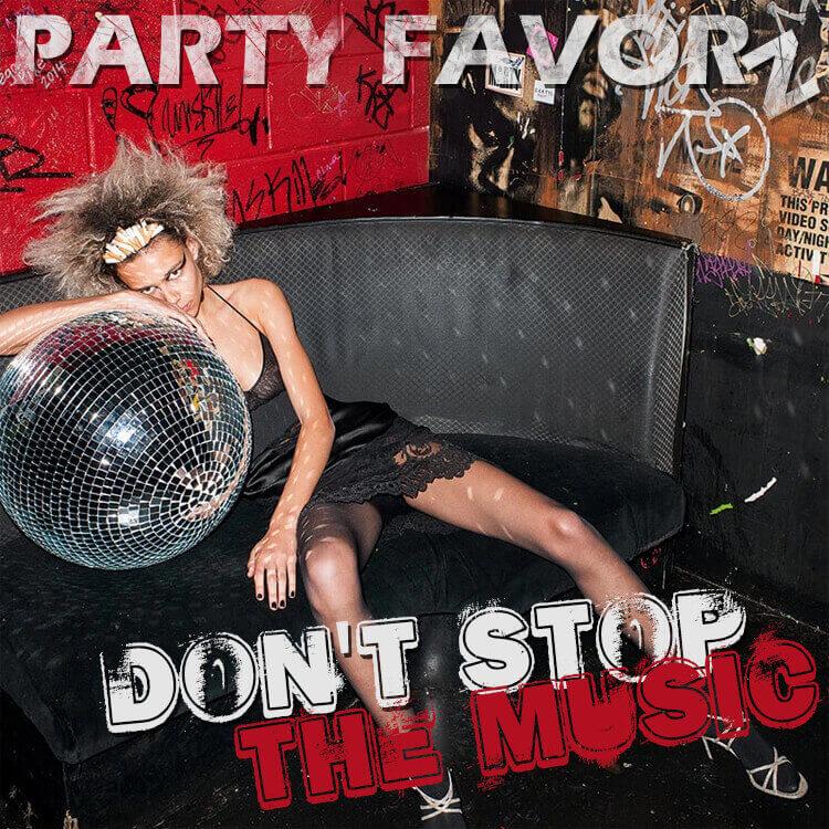 Girl, Night Club, Disco Ball