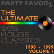 The Ultimate 90's House Classics [1998 - 1999] pt. 1